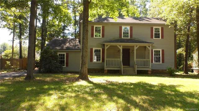 4807 Black Oak Road, North Chesterfield, VA 23237 (MLS #2026369) :: The Redux Group