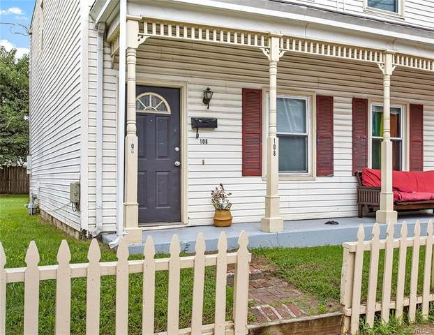 108 S Lombardy Street, Richmond, VA 23220 (MLS #2026446) :: EXIT First Realty