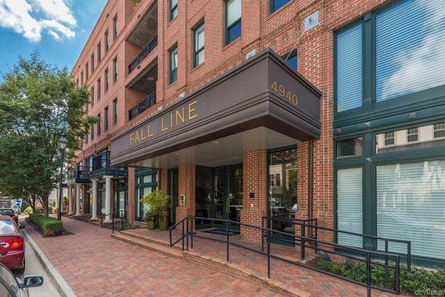 4940 Old Main Street #403, Richmond, VA 23231 (MLS #2026521) :: The Redux Group
