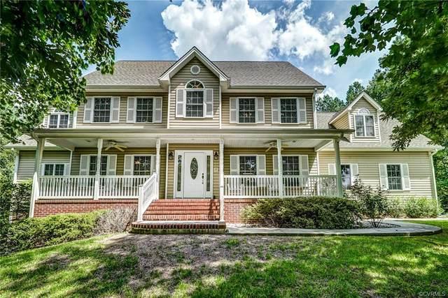 706 Landover Road, Louisa, VA 22974 (MLS #2026557) :: Treehouse Realty VA