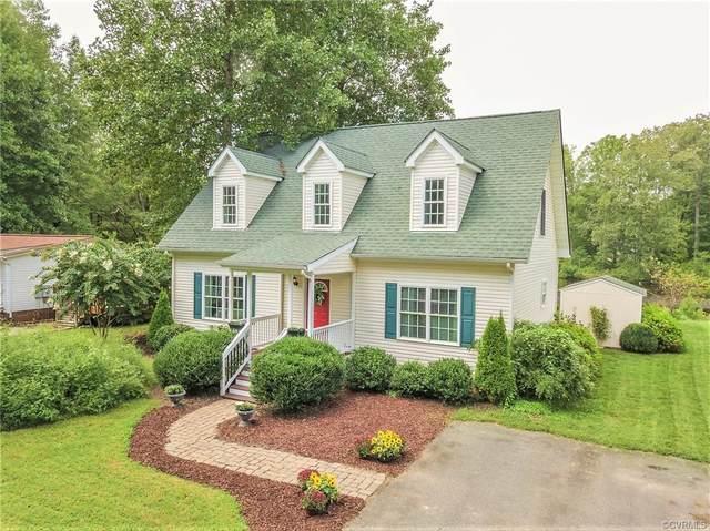 12145 Shannon Lane, Ruther Glen, VA 22546 (MLS #2026561) :: Treehouse Realty VA