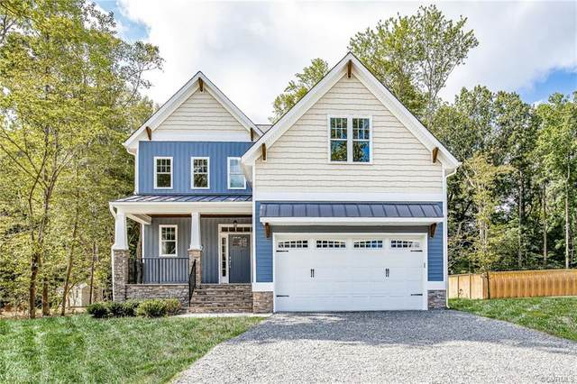 9404 Alsace Court, Mechanicsville, VA 23116 (MLS #2026573) :: EXIT First Realty