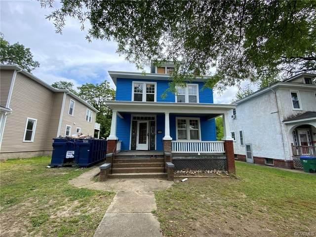 515 Bancroft Avenue, Richmond, VA 23222 (MLS #2026578) :: The Redux Group