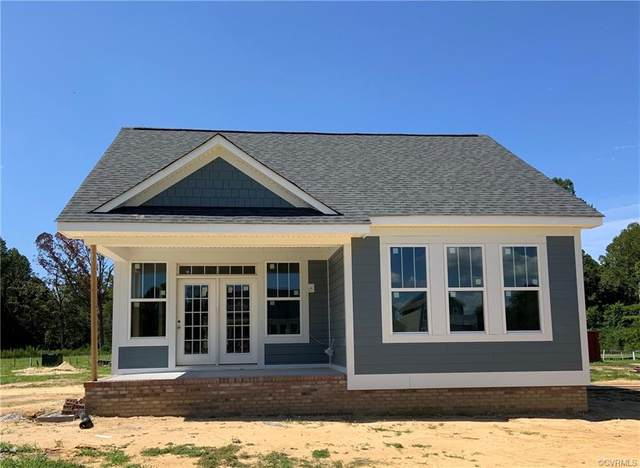 3026 Clinton Court, Williamsburg, VA 23188 (MLS #2026593) :: The Redux Group