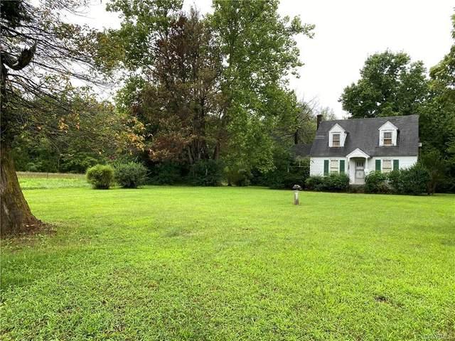 11125 Newtown Road, Newtown, VA 23126 (MLS #2026595) :: Treehouse Realty VA