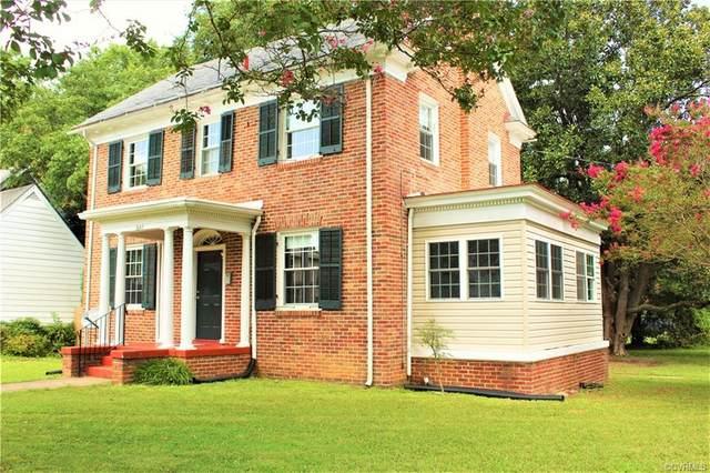 1645 Mount Vernon Street, Petersburg, VA 23805 (MLS #2026651) :: The Redux Group