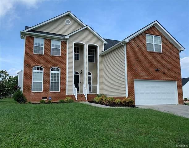 3000 Burley Ridge Terrace, Chester, VA 23831 (MLS #2026740) :: The Redux Group