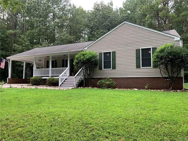 5350 Little Joe Drive, Powhatan, VA 23139 (MLS #2026753) :: Treehouse Realty VA