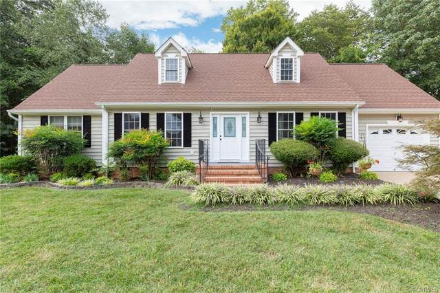 212 Breezy Hill Drive, Colonial Heights, VA 23834 (MLS #2026762) :: The Redux Group