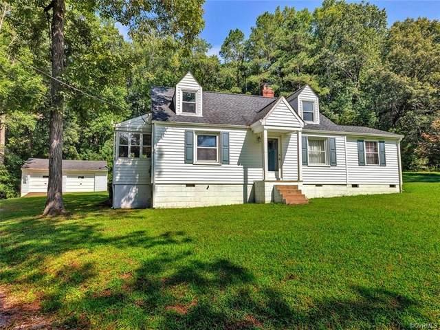 8109 Flannigan Mill Road, Mechanicsville, VA 23111 (MLS #2026765) :: Treehouse Realty VA