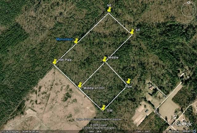3701 Odi Street, West Point, VA 23181 (MLS #2026768) :: Treehouse Realty VA