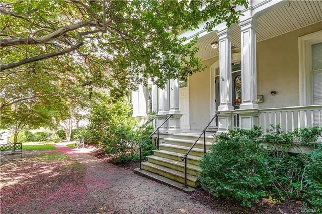 212 W Franklin Street #109, Richmond, VA 23220 (MLS #2026894) :: The RVA Group Realty