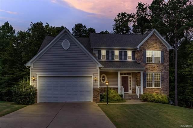 9320 Ashwood Court, Toano, VA 23168 (MLS #2026906) :: Treehouse Realty VA