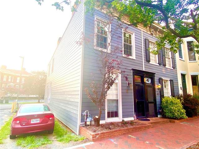 2 N Plum Street, Richmond, VA 23220 (MLS #2026934) :: The Redux Group
