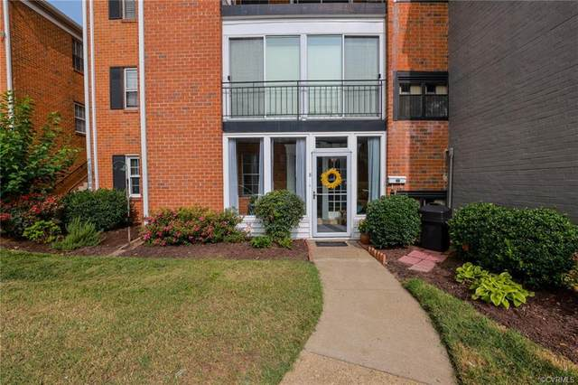 8 Rock Garden Lane #8, Henrico, VA 23228 (MLS #2026939) :: Small & Associates