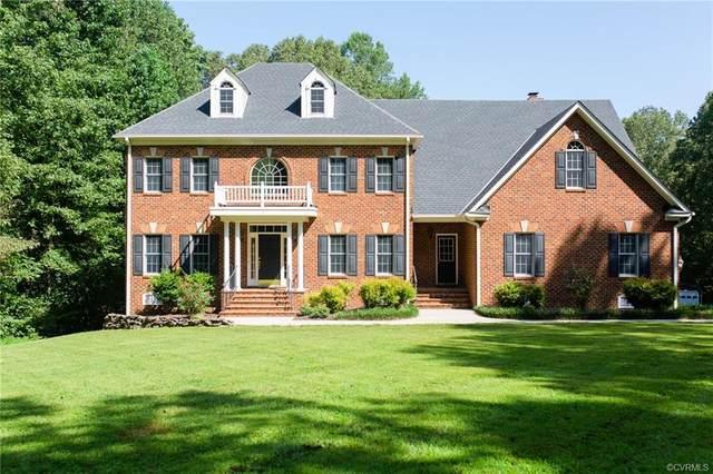 8409 Green Retirement Lane, Mechanicsville, VA 23111 (MLS #2026975) :: The RVA Group Realty