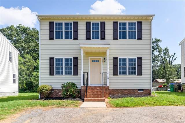 1743 Clarkson Road, Richmond, VA 23224 (MLS #2026991) :: The Redux Group