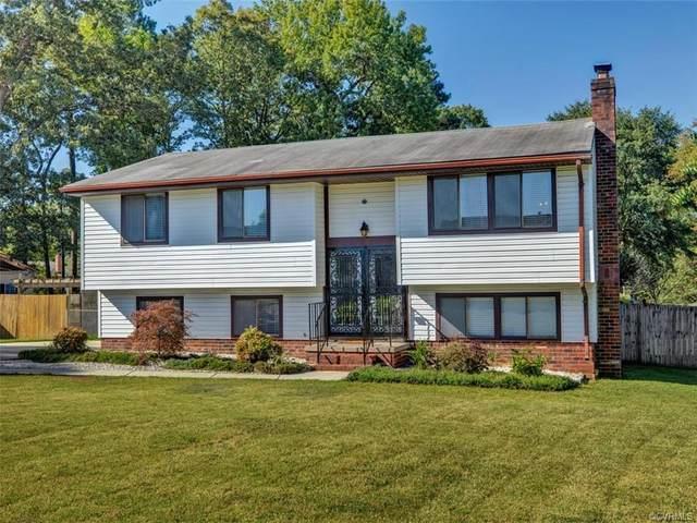 8304 Eden Street, Henrico, VA 23228 (MLS #2027026) :: Small & Associates