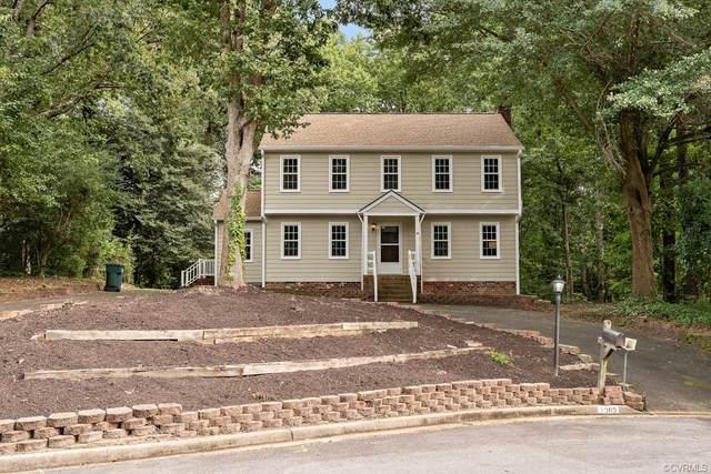 2303 Pathfinder Court, Henrico, VA 23294 (MLS #2027045) :: Small & Associates