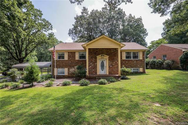 4501 Haymarket Lane, North Chesterfield, VA 23234 (MLS #2027051) :: The Redux Group