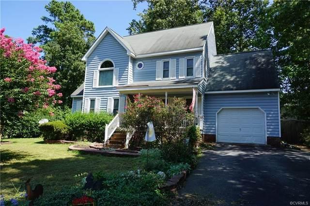 1519 Crawford Wood Drive, Midlothian, VA 23114 (MLS #2027073) :: Treehouse Realty VA