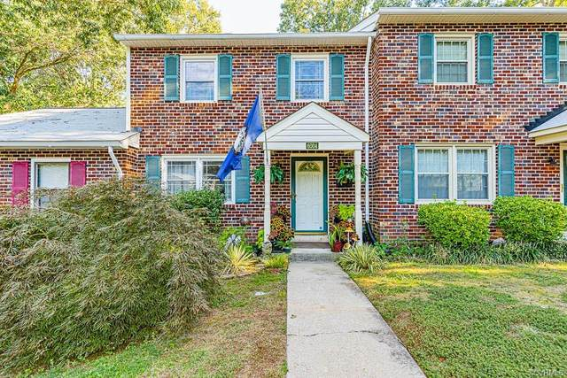 6004 Partingdale Circle, North Chesterfield, VA 23224 (MLS #2027193) :: The Redux Group