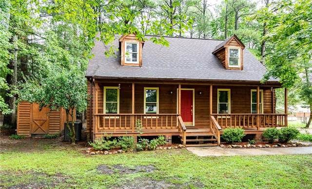 1918 Chemin Road, South Prince George, VA 23805 (MLS #2027242) :: The RVA Group Realty