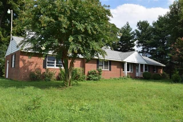 6998 Cold Harbor Road, Mechanicsville, VA 23111 (MLS #2027388) :: Treehouse Realty VA