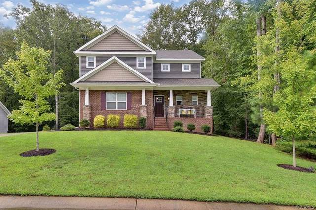 704 Marks Pond Way, Williamsburg, VA 23188 (MLS #2027391) :: EXIT First Realty