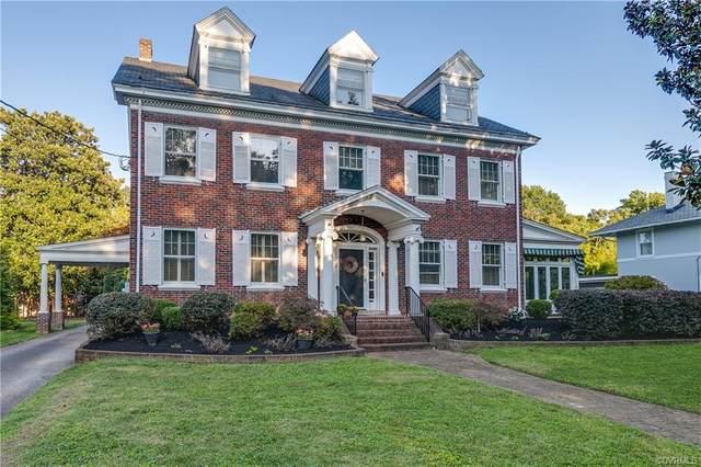 3809 Seminary Avenue, Richmond, VA 23227 (MLS #2027392) :: The RVA Group Realty