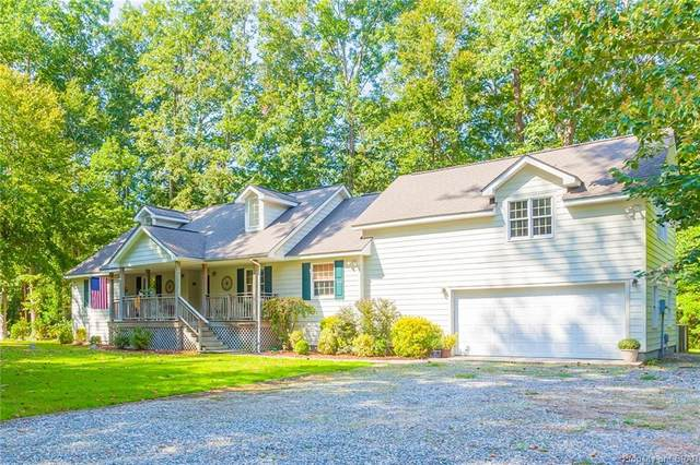111 Oyster Cove Landing, Hartfield, VA 23071 (MLS #2027410) :: Blake and Ali Poore Team