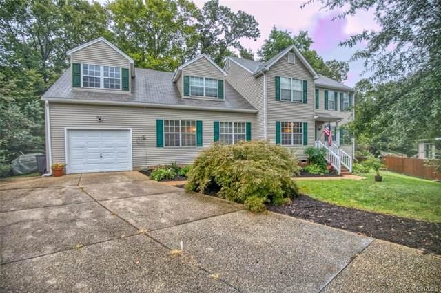 4584 E Village Park Drive, Williamsburg, VA 23188 (MLS #2027420) :: The Redux Group