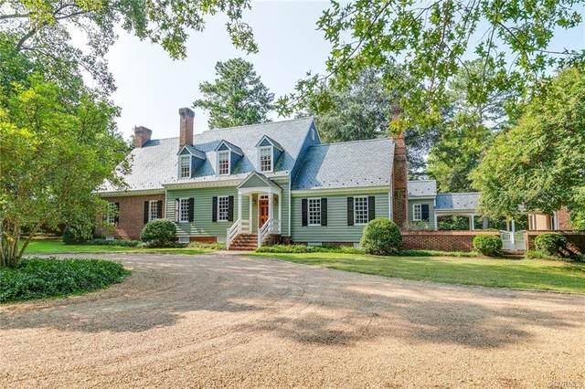 104 Fox Gate Lane, Goochland, VA 23238 (MLS #2027570) :: Keeton & Co Real Estate