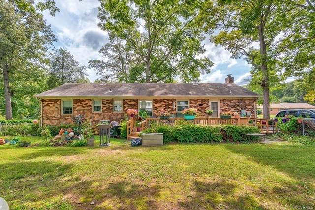 8610 Woodward Drive, Chesterfield, VA 23236 (MLS #2027613) :: Treehouse Realty VA