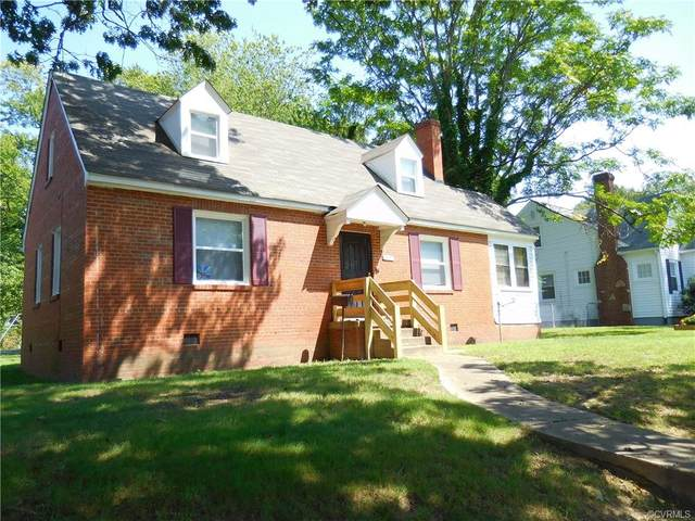 813 E Belt Boulevard, Richmond, VA 23224 (MLS #2027655) :: The Redux Group