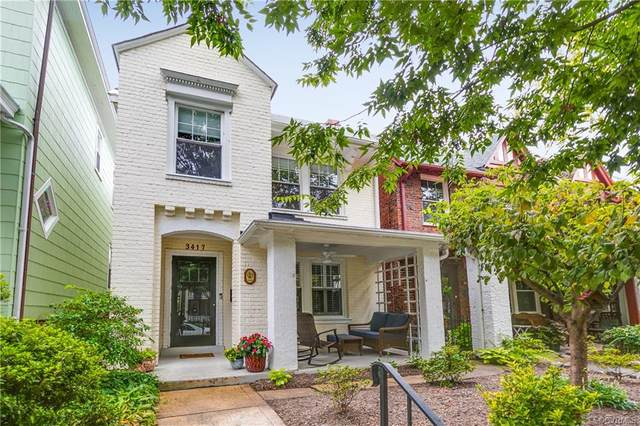 3417 Hanover Avenue, Richmond, VA 23221 (MLS #2027663) :: The Redux Group