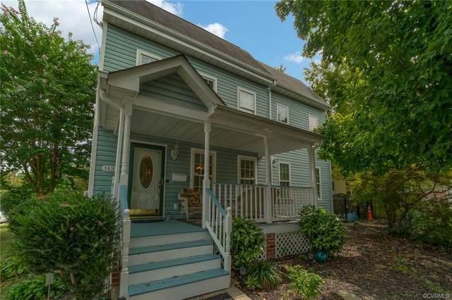 1433 N 29th Street, Richmond, VA 23223 (MLS #2027728) :: The Redux Group