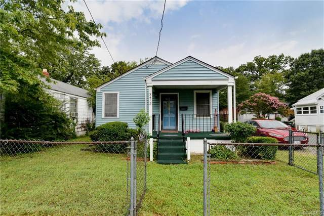 3412 Stockton Street, Richmond, VA 23224 (MLS #2027730) :: Treehouse Realty VA