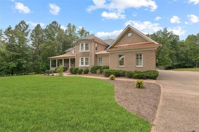 9406 Park Branch Court, Chesterfield, VA 23838 (MLS #2027744) :: Treehouse Realty VA
