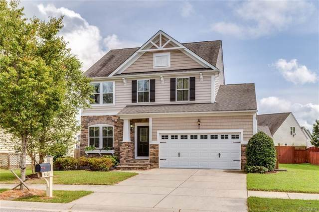 8428 Sheldon Branch Place, Toano, VA 23168 (MLS #2027783) :: The Redux Group