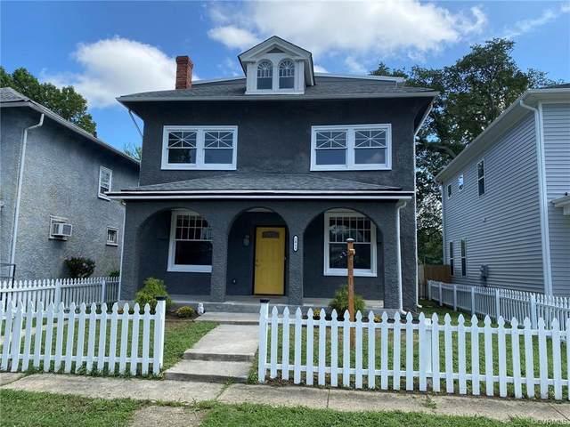 2811 Barton Avenue, Richmond, VA 23222 (MLS #2027837) :: Treehouse Realty VA