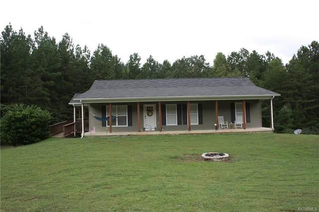 2137 Johnson Road, Mineral, VA 23117 (MLS #2027847) :: Treehouse Realty VA