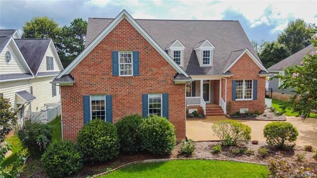 3124 Ridge Drive, Toano, VA 23168 (MLS #2027862) :: The Redux Group