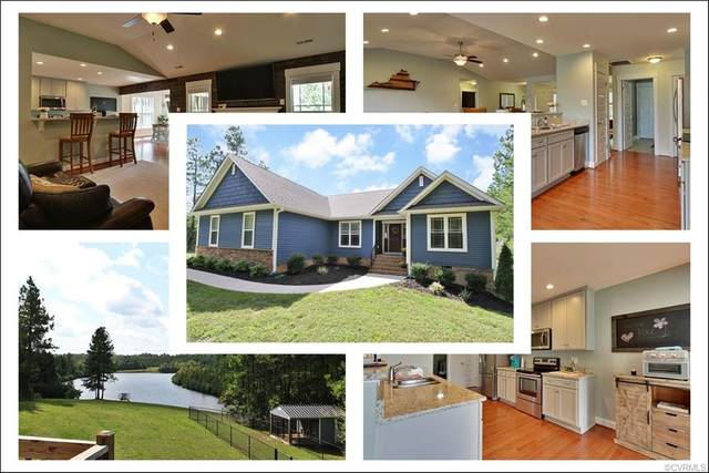 6380 Haleford Drive, Powhatan, VA 23139 (MLS #2027872) :: Keeton & Co Real Estate