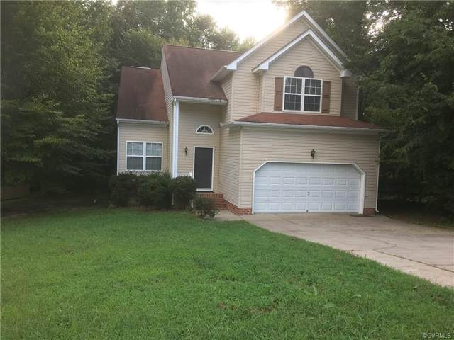 2118 Creek Bottom Way, Richmond, VA 23236 (MLS #2027904) :: Village Concepts Realty Group