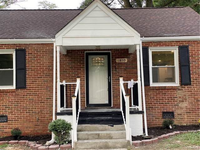 1859 Arch Street, Petersburg, VA 23805 (MLS #2027910) :: The RVA Group Realty