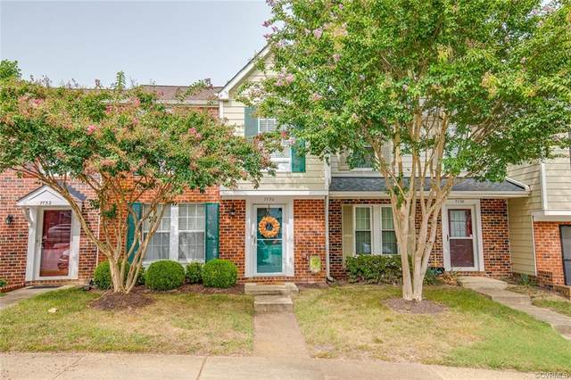 7730 Balla Court, Henrico, VA 23228 (MLS #2027961) :: EXIT First Realty