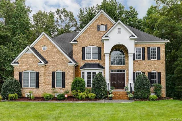 15219 Quiet Forest Court, South Chesterfield, VA 23834 (MLS #2027989) :: The RVA Group Realty