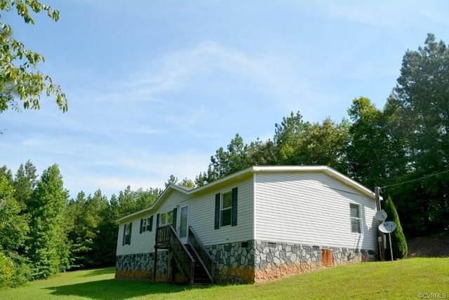 661 Miller Lake Rd, Burkeville, VA 23922 (MLS #2027990) :: Treehouse Realty VA