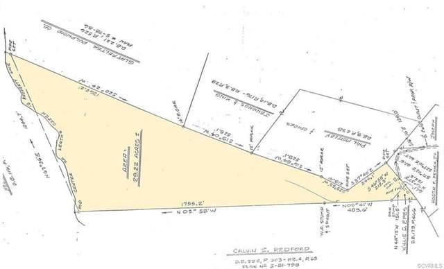 195 Pine Ridge Dr, Crewe, VA 23930 (MLS #2027995) :: Treehouse Realty VA